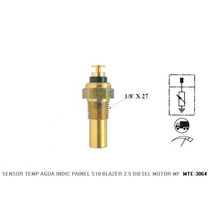 Sensor De Temperatura Agua S10 2.5 Blazer 95/... Diesel