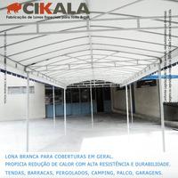 Lona Cobertura Palco Tenda Varanda Terraço Toldo 10x10
