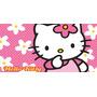 Painel Decorativo Festa Sanrio Hello Kitty [2x1m] (mod2)