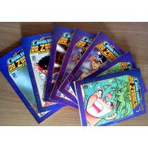 Cavaleiros Do Zodíaco Saint Seiya Jbc Mangá Vários Volumes!