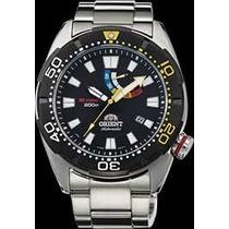 Relógio Orient M-force Mergulho 200m - Sel0a001bo - 2015