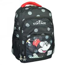 Mochila Vintage Minnie Grande - 60143 | Catmania