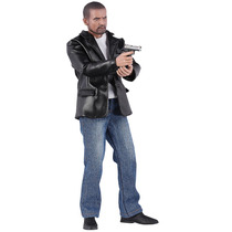 Hot Toys Lincoln Burrows Prison Break Frete Gratis