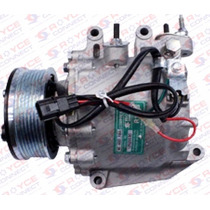 Compressor Ar Condicionado Honda Fit / New Civic