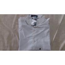 Camisa Social Manga Curta Cores Gola Cod-14
