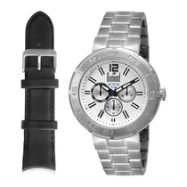 Relógio Masculino Dumont Rotor Du6p29abp/3p Troca Pulseira