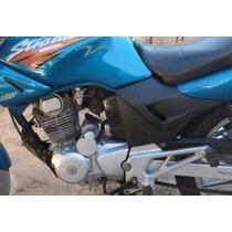 Tampa Do Pinhao Cbx 200 Strada Aluminio Cinza Frete Grátis