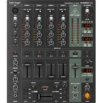 Mixer Behringer Djx900 Usb É Na )) G Y Iluminação ((
