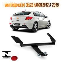 Engate Reboque Cruze Hatch 2012 2013 2014 2015