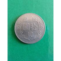 Moeda Do Japão - 10 Yens (ref.02)