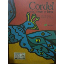 Livro Cordel Criar,rimar E Letrar