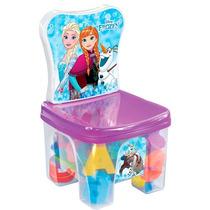 Cadeira Educa Kids Líder Brinquedos - Galinha Pintadinha