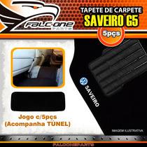 Tapete Carpete Volkswagen Saveiro G5 2010 11 12 13 Estendida