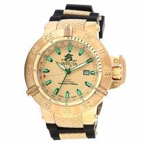 Relógio Invicta Subaqua Noma Iii - 13921 Dourado Masculino