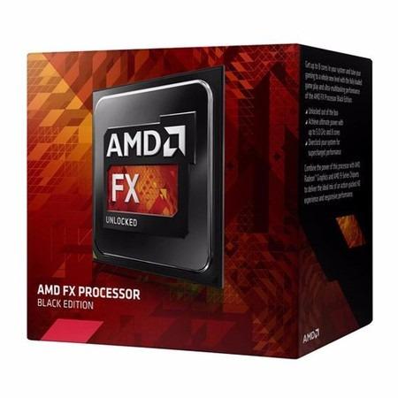 Processador Amd Fx - 8350 Black Edition Am3+ / 4.0 Ghz / 16mb