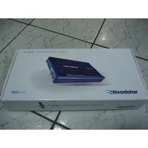 Módulo Amplificador Roadstar Rs-4210amp 840 Watts 4 Channel