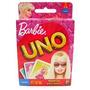 Jogo Uno - Barbie - Cards Baralho De Cartas Para Crianças