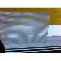 Lona Transparente Pvc 500 Micras Toldo Cobertura Tenda 10x6