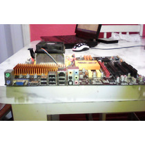 Placa-mãe Ecs A780gm-a Black Series + Processador