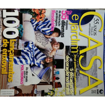 Revista Casa E Jardim Nº 641 - Junho/2008