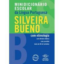 Livro Minidicionario Escolar Silveira Bueno
