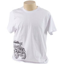 Camiseta Mnr - Jacaré - Malha Hering