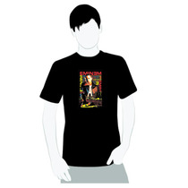 Camiseta Camisa Eminem - Singer Rap Cantor Emborrachado