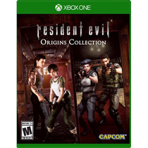 Jogo Xbox One Resident Evil Origins Collection Mídia Física