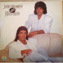 Lp Vinil - João Mineiro & Marciano- Ano 1988