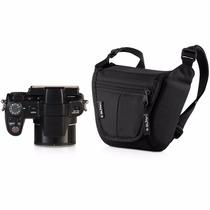 Bolsa Alhva P/ Camera Promo 1 Fuji S2800,canonsx40, Sony H50