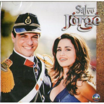 Cd Salve Jorge - Nacional Vol 1 - Novo***
