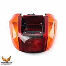 Lanterna Freio Traseira Biz 100 Pop 100 Com Soquete 14085