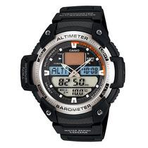 Relogio Casio Sgw-400h-1b Altímetro Termômetro Barômetro