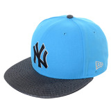 Boné New Era 5950 Metallic Mesher New York Yankees - 7 1/8
