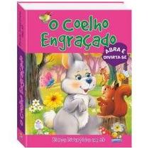 Livro Infantil Bichos Divertidos 3d - O Coelho Engraçado