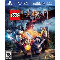Lego The Hobbit Ptbr - Psn Ps4 Secundária Riosgames