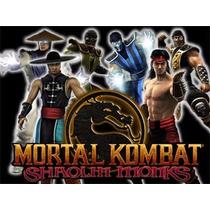 Patche Mortal Kombat Shaolin Monks