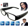 Óculos Espião 8gb Câmera Vídeo Áudio Unissex Frete Gratis