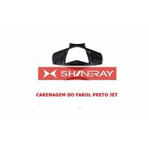 Carenagem Do Farol Verde Jet 50cc Shineray