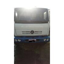Caminhão Caçamba Mb 2423 /2001