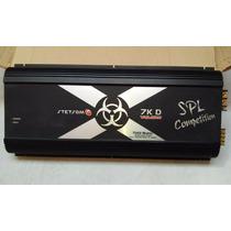 Modulo Amplificador Stetsom Vulcan 7kd 7000w Rms 1ohm Usado