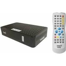 Receptor Claro Tv Livre Flex + Habilitação Grátis