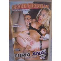 Dvd Brasileirinhas Furia Anal 5