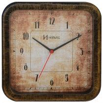 Relógio Parede Herweg 6656 245 Envelhecido Analóg - Refinado