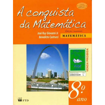 A Conquista Da Matemática - 8º Ano - Aluno