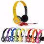Fone Ouvido Headphone Kit Atacado 10 Peças Pc Mp3