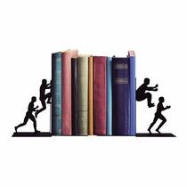 Suporte Aparador De Livros Preto Dvd Cd Homens Em Ação