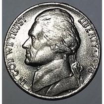 Moeda 5 Centavos Americanos - 1978