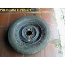 Roda Aro 15 De Ferro Do Galaxie Mas Serve Em F100 E F1000 5