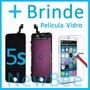 Tela Touch Display Lcd Iphone 5s Original Preto E Branco